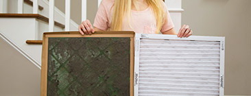 Fiberglass versus Pleated Air Filters