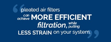 Washable air filters may seem more cost effective, but end up costing your family greatly.