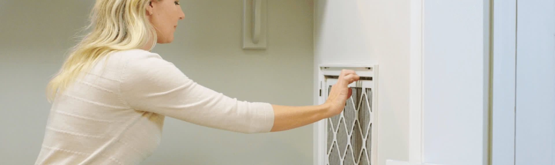 replace your air filters to save on energy