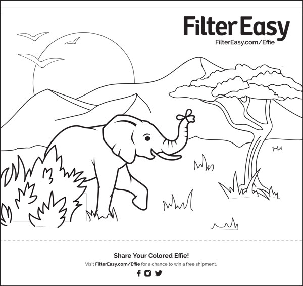 kids coloring filter easy effie