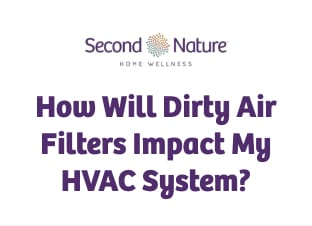 dirty filter breaks hvac