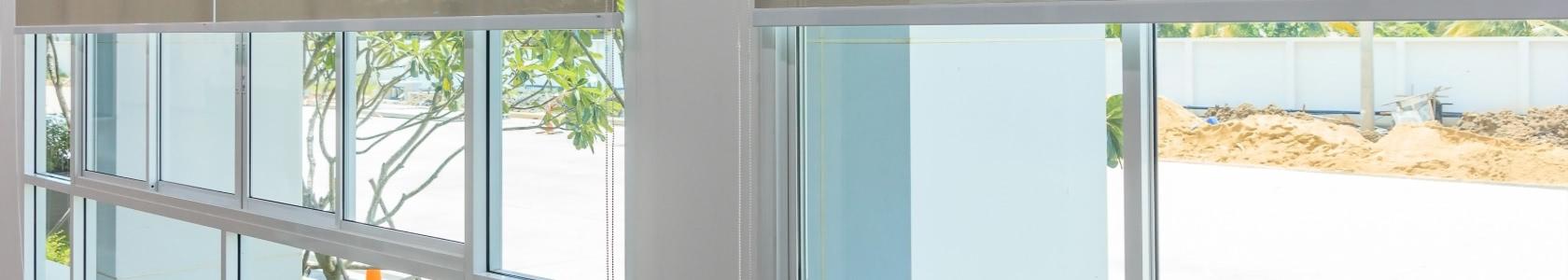 windows in a home